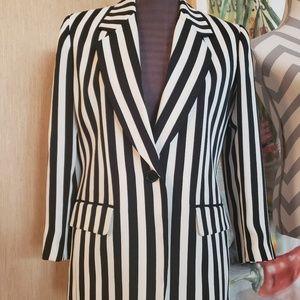 Rare vintage striped blazer by Liz Claiborne